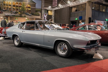 Glas BMW 3000 V8 fastback coupe by Frua 1967 fr3q