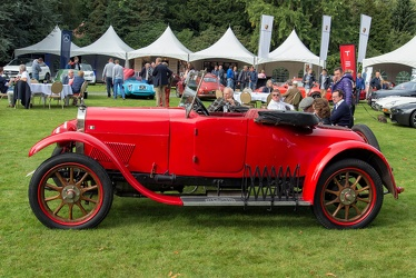 Ansaldo Tipo 4A roadster by Stevens & Son 1921 side