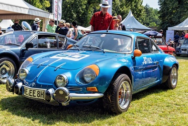 Alpine A110 1600 S Group 4 1972 fl3q