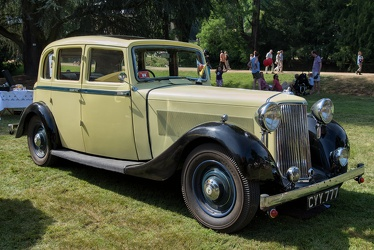 Armstrong Siddeley 20/25 HP touring saloon 1936 fr3q