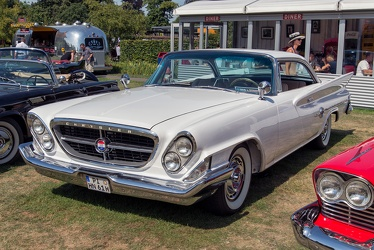 Chrysler 300 G hardtop coupe 1961 fl3q