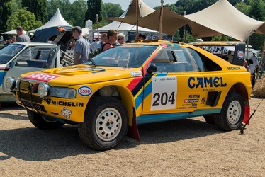 Peugeot 405 Turbo 16 GR Paris Dakar 1990 fl3q