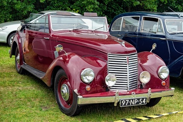 Armstrong Siddeley 18 HP Hurricane 1950 fr3q