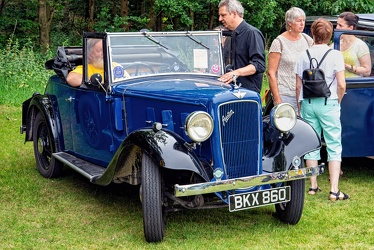 Austin 10 Clifton open 2-seater 1935 fr3q