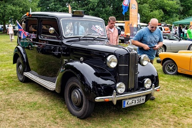 Austin FX3 taxi by Carbodies 1958 fr3q