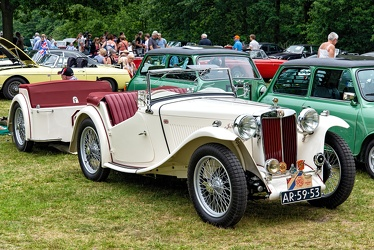 MG TC Midget 1947 fr3q