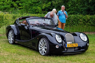Morgan Aero SuperSports 2010 fr3q