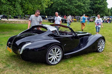 Morgan Aero SuperSports 2010 r3q
