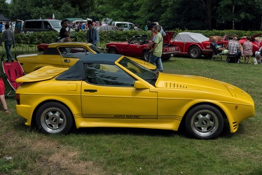 TVR 420 SEAC 1987 side
