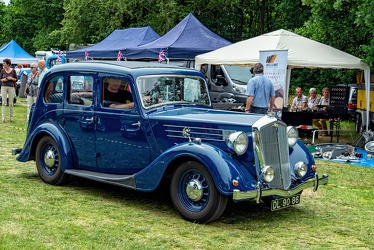 Wolseley 18/85 6-light saloon 1948 fr3q
