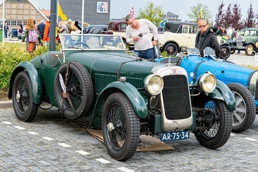 Alvis FWD FA Le Mans 2-seater by Cross & Ellis 1928 fr3q