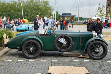 Alvis FWD FA Le Mans 2-seater by Cross & Ellis 1928 side
