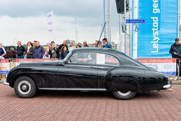 Bentley R Continental fastback coupe by Mulliner 1955 side l