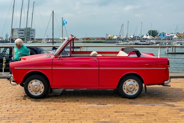 DAF 31 Daffodil Luxe cabriolet conversion 1964 side