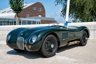 Jaguar C-Type 1953 replica fl3q