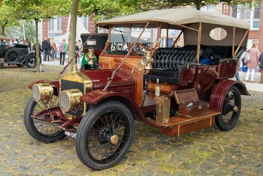 Straker Squire 15 HP open tourer 1910 fl3q