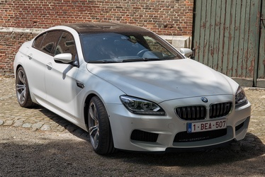 BMW M6 Gran Coupe 2015 fr3q