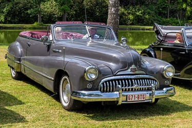 Buick Roadmaster convertible coupe 1948 fr3q