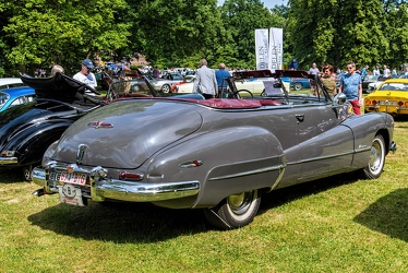 Buick Roadmaster convertible coupe 1948 r3q