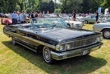 Ford Galaxie 500 XL convertible coupe 1964 fr3q