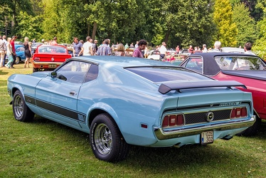 Ford Mustang S1 Mach 1 1973 r3q