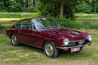 Glas 1700 GT coupe by Frua 1965 fr3q