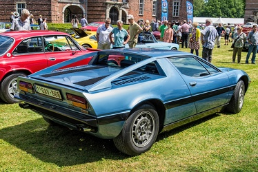 Maserati Merak 2000 GT by ItalDesign 1982 r3q
