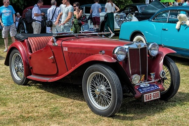 MG TC Midget 1948 fr3q
