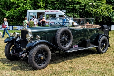 Sunbeam 20/60 HP tourer by Gurney Nutting 1925 fl3q
