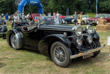 Talbot 105 roadster by Abbott 1933 fr3q