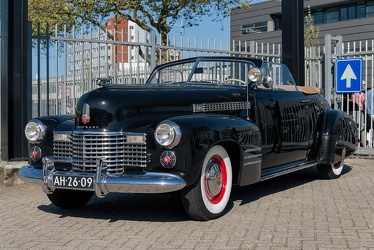 Cadillac 62 convertible coupe 1941 fl3q