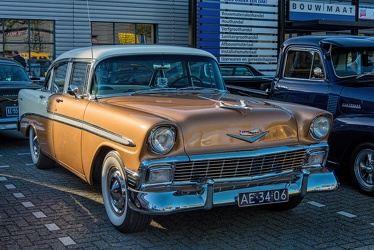 Chevrolet Bel Air 4-door sedan 1956 fr3q