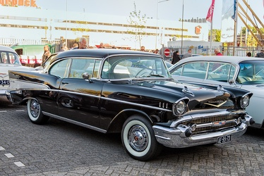 Chevrolet Bel Air Sport hardtop coupe 1957 fr3q