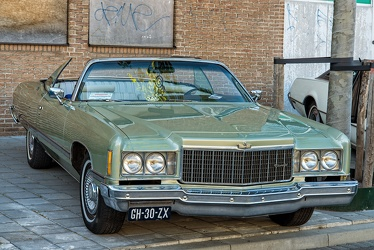 Chevrolet Caprice Classic convertible coupe 1974 fr3q
