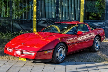 Chevrolet Corvette C4 hatchback coupe 1987 fl3q