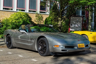 Chevrolet Corvette C5 convertible coupe 1999 fr3q