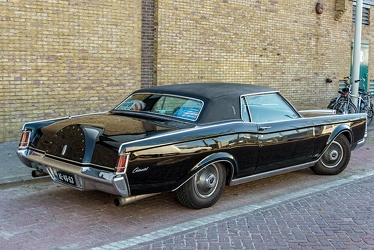 Lincoln Continental Mark III 1969 r3q