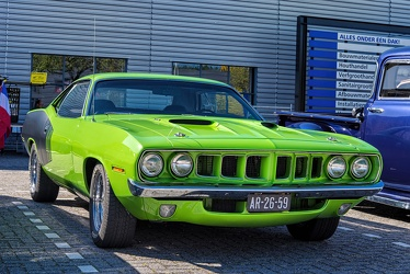 Plymouth Barracuda 440 1971 fr3q