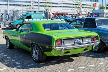 Plymouth Barracuda 440 1971 r3q