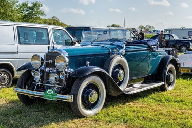 Buick Series 90 convertible coupe 1931 fl3q