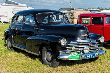 Chevrolet Fleetmaster sport sedan 1947 fr3q