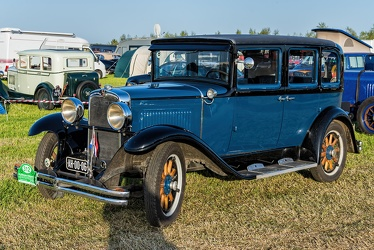 Nash Series 420 Standard Six 4-door sedan 1929 fl3q