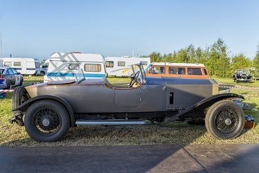 Rolls Royce Phantom I boattail tourer rebody 1929 side