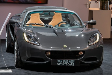 Lotus Elise S3 S 2015 front