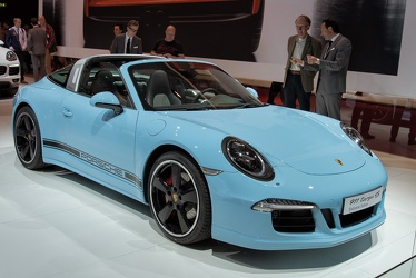 Porsche 911 (991) Targa 4S exclusive edition 2015 fr3q