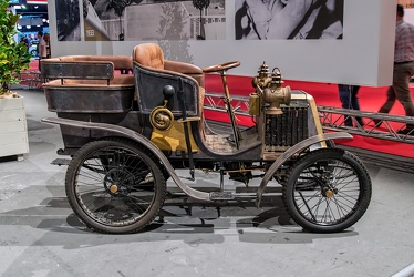 Renault Type D tonneau 1901 side
