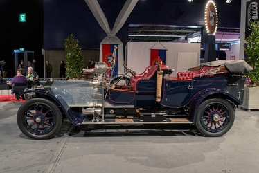 Rolls Royce 40/50 HP Silver Ghost tourer 1910 side