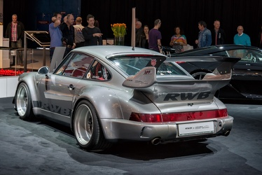 Ruf Porsche 964 BTR3 modified by RWB 1987 r3q