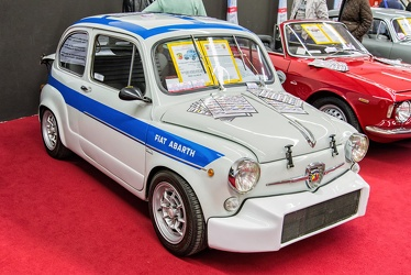 Abarth Fiat 1000 TC 1966 replica fr3q