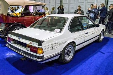 Alpina BMW B7 Turbo E24/1 coupe 1985 r3q